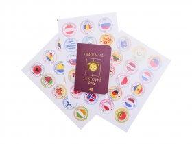 dětský cestovní pas