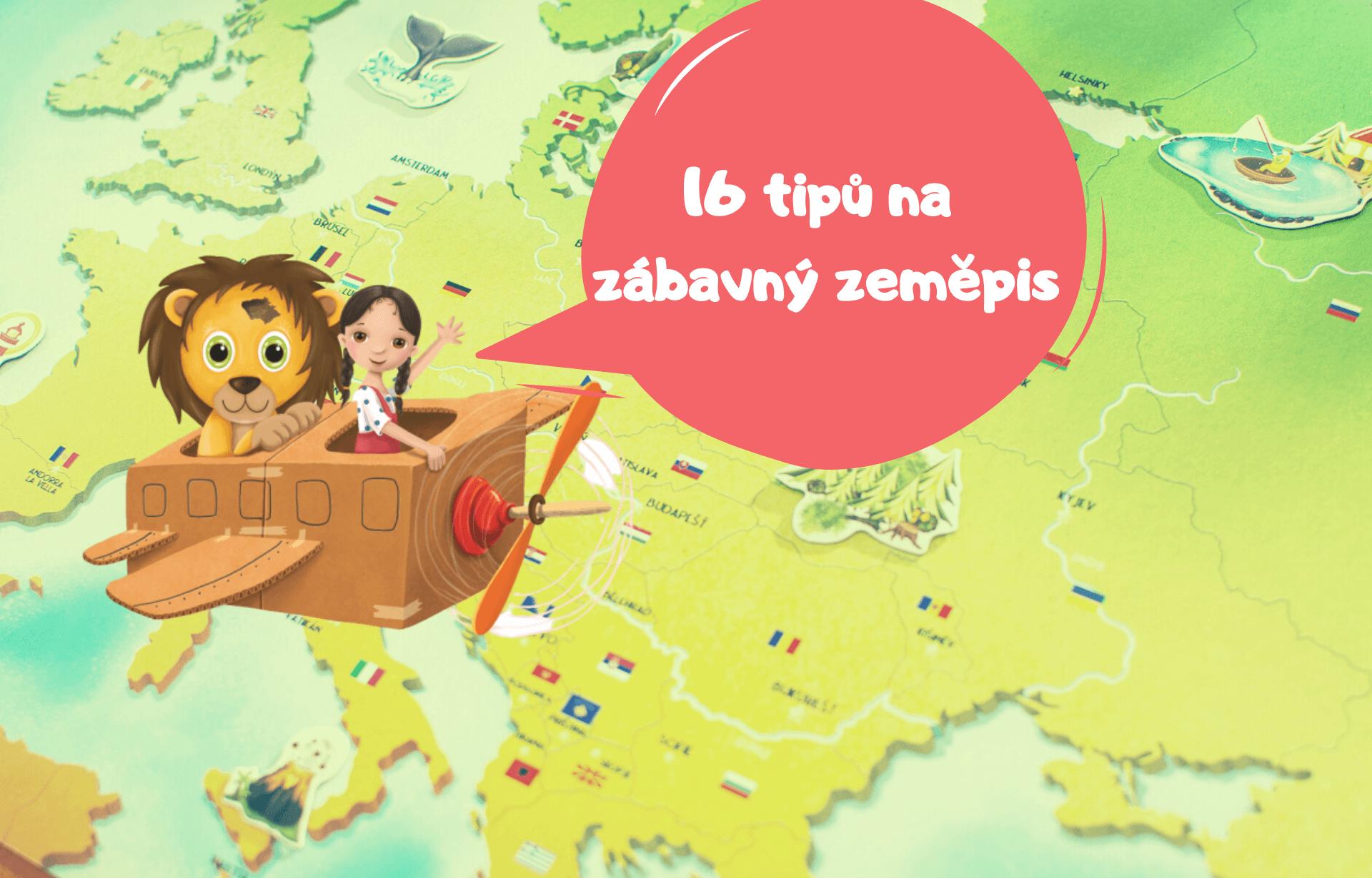 zábavný zeměpis