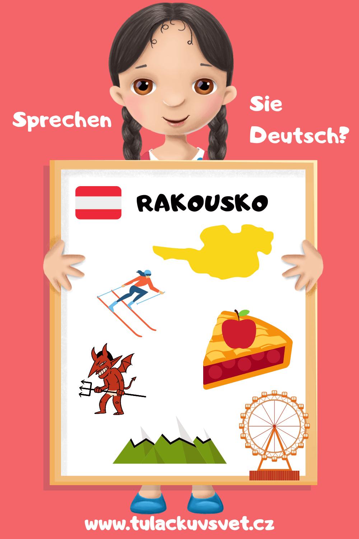 střední Evropa - Rakousko