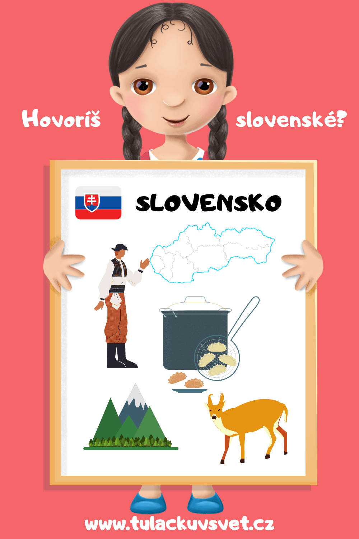 střední Evropa - Slovensko