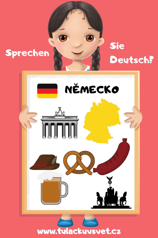 střední Evropa - Německo