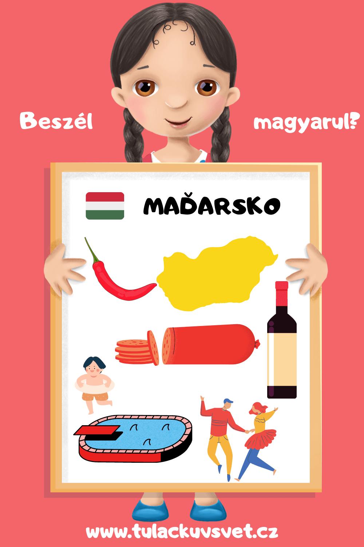 střední Evropa - Maďarsko