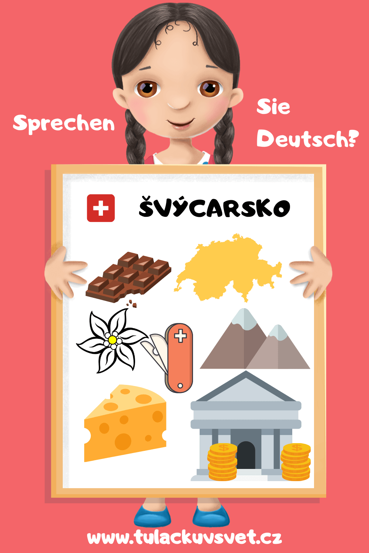 střední Evropa - Švýcarsko