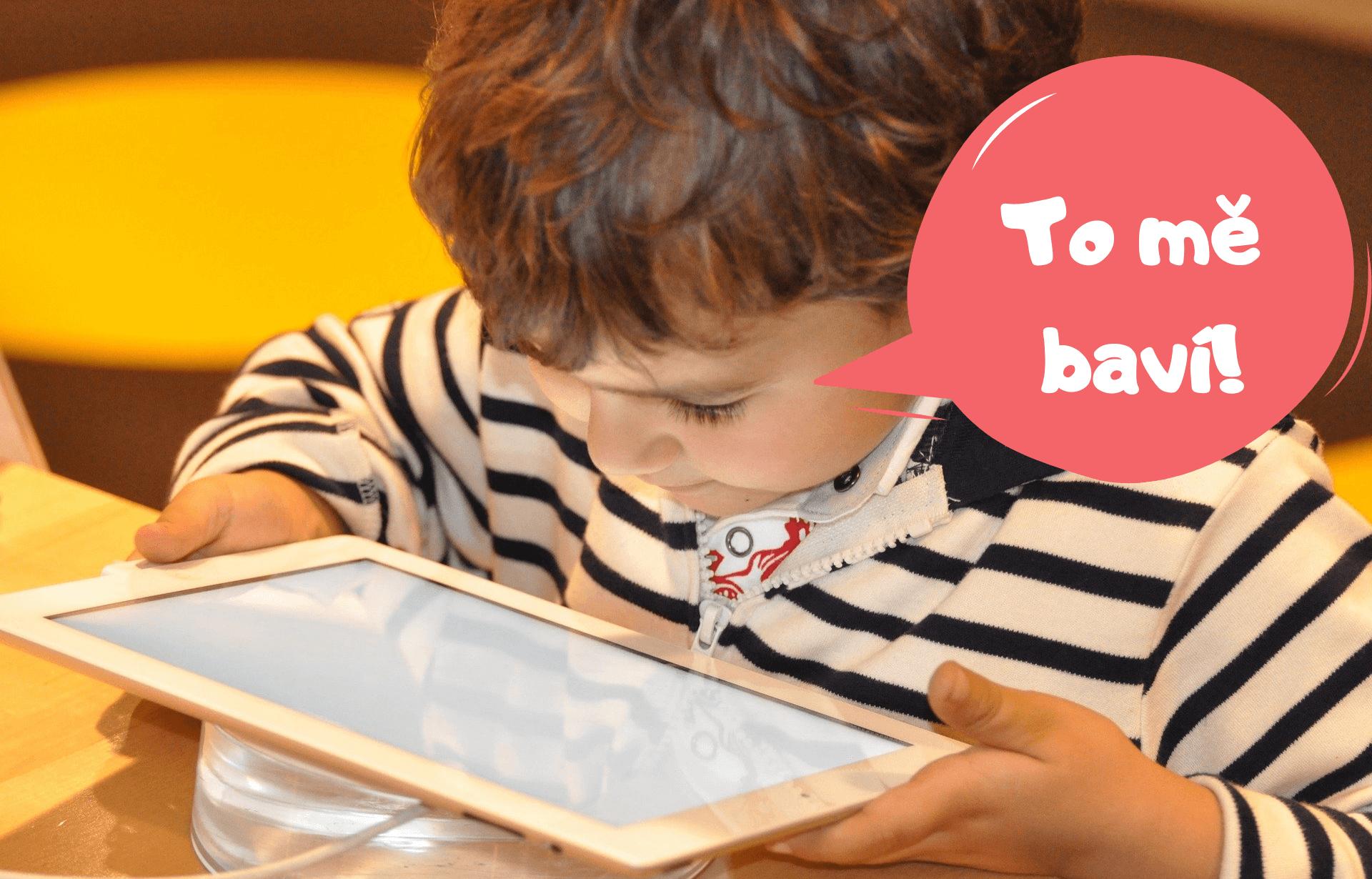 seznam online her, webů a aplikací pro děti