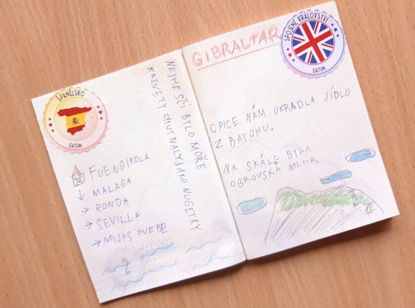 Tuláčkův cestovní pas
