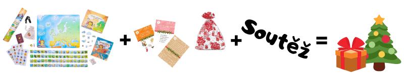velký vánoční balíček - co obsahuje