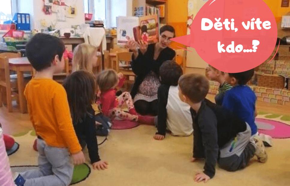 spolupráce se školkami